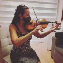 Título do anúncio: Aulas de violino na escola de música Realize
