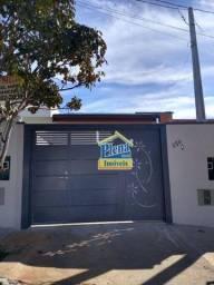 Título do anúncio: Casa com 2 dormitórios à venda por R$ 355.000,00 - Jardim Novo Cambui - Hortolândia/SP