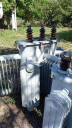 Título do anúncio: Transformador de 150 kVA e 40 kVA