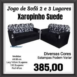 Título do anúncio: JOGO DE SOFÁ NA QUEIMA: ÚLTIMAS UNIDADES !!!