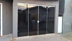 Título do anúncio: Porta de vidro
