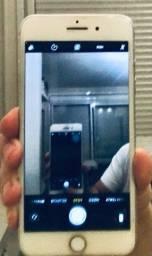 Título do anúncio: iPhone 7 Plus 32gb Prata em perfeitas condições!