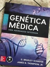 Título do anúncio: Livro genética médica