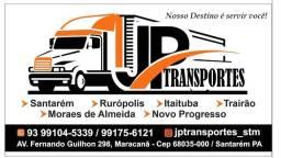 Título do anúncio: JP TRANSPORTES!!! Nosso destino é servir você!!!