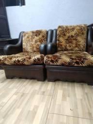 Título do anúncio: Sofa antigo