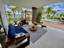 Casa construída na melhor quadra do cond. Laguna com vista para Lagoa