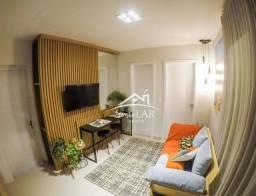Título do anúncio: Apartamento com 1 dormitório à venda, 26 m² por R$ 177.910 - Portão - Curitiba/PR