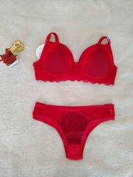 Conjunto lingerie Tam G