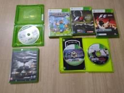 Título do anúncio: Jogos Xbox originais usados