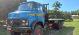 Título do anúncio: Caminhão 2219 (reformado) ano 86
