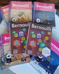 Apostilas Bernoulli 4v Completo + Filosofia E Sociologia