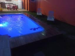 Casa em CORDEIRINHO ( ponta negra), piscina, churrasqueira Wi-Fi ,