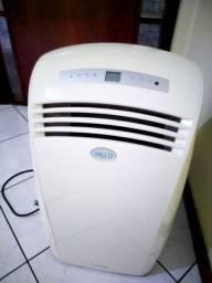 Título do anúncio: Ar condicionado portátil Olimpia Splendid Piu - 12000 btu, 220v