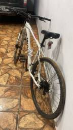 Título do anúncio: Bicicleta Aro 29 Wny Aro 29 Freio À Disco 21 Marchas - Branco<br><br>
