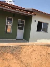 Casa para Venda em Várzea Grande, Residencial Tarumã, 2 dormitórios, 1 banheiro, 2 vagas