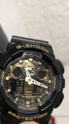 Relógio G-Shock GA-100 Camuflado