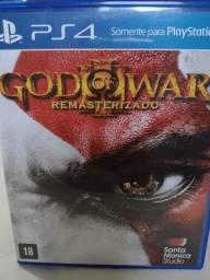 Título do anúncio: God of War 3 Remasterizado PS4