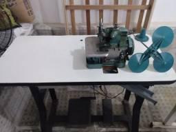 Título do anúncio: máquina de costura overlock industrial
