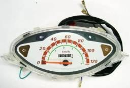 Painel Completo Biz 100 1998 a 2001 Sem Marcador Combustivel