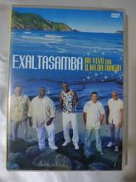 DVD Exaltasamba - Ao Vivo na Ilha da Magia