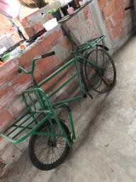Título do anúncio: Bicicleta CARGUEIRA (LEIA A DESCRIÇÃO)