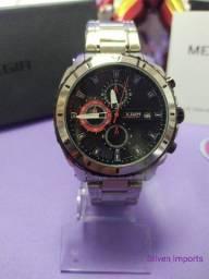 Título do anúncio: Relógio Masculino Megir Luxo Original