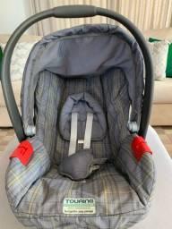Bebê conforto Burigotto Touring-Estado de novo