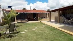Título do anúncio: Linda Casa 5/4 Mobiliada com 500m² de Terreno  Na praia de Graçandu