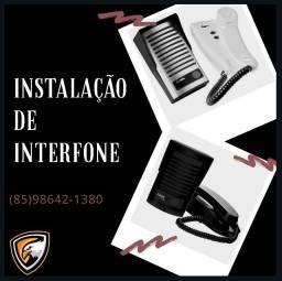Título do anúncio: Interfone-Instalação de interfone em todos os bairros