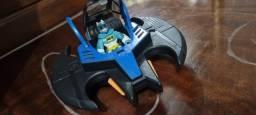 Título do anúncio: Lote Brinquedos Imaginext Batman Nave Moto