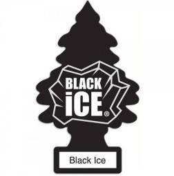 Little Tree Aromatizante Cheirinho Carro Aroma Black Ice Original EUA