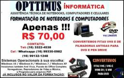 Conversão de Fitas VHS e Filmadoras Antigas Para Pen Drive ou DVD