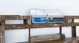 Título do anúncio: Coladeira De Borda Manual Minelli H-1100 220volts + Brinde