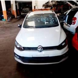 Título do anúncio: Sucata Volkswagen fox 1.6 8v