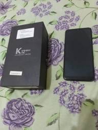 Título do anúncio: LG K12 Max Impecavel