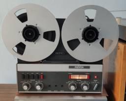 Revox A77 quatro pistas Revisado!!!