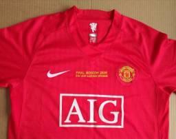 Camisa Manchester United 2008