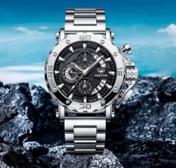 Título do anúncio: Relógio NEkTOM masculino Original