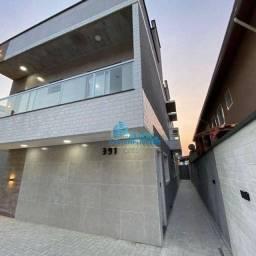 Título do anúncio: Village com 2 dormitórios à venda, 90 m² por R$ 265.000,00 - Vila São Jorge - São Vicente/
