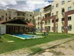 Título do anúncio: Apartamento com 2 dormitórios à venda, 48 m² por R$ 130.000 - Cigana - Caucaia/CE