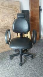 Cadeira de corte pra salao