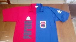 Camiseta do Paraná Clube 1990/1991.