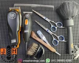 Título do anúncio: Combo barbeiro Iniciante Degrade perfeito / somos loja física do barbeiro