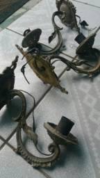 Título do anúncio: Arandela em bronze