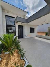 Título do anúncio: Casa com 3 dormitórios à venda, 113 m² - Condomínio Loteamento Horto Florestal Villagio -