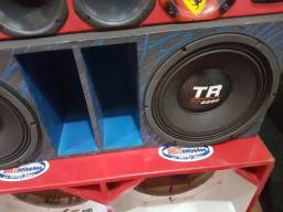 Alto falantes triton TR 2250