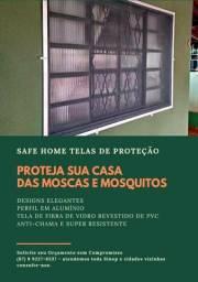 Título do anúncio: Telas de Proteção contra Moscas e Mosquitos