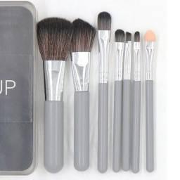 Título do anúncio: Kit de pincéis de maquiagem portáteis