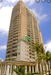 Título do anúncio: Apartamento com 1 dormitório para alugar, 50 m² por R$ 5.095/mês - Moema - São Paulo/SP