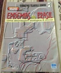 Livro 'Epidemias Do Brasil'